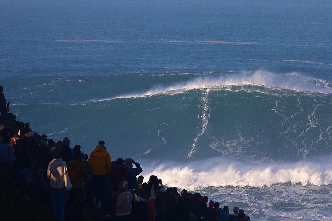 Big wave surfer Andrew Cotton